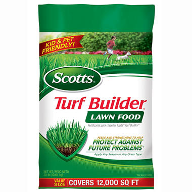 Scotts� Turf Builder� Lawn Fertilizer