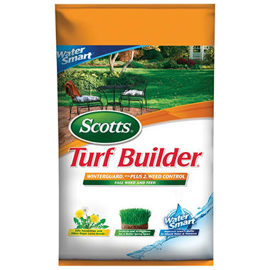 Scotts� Turf Builder� with Plus 2 Weed Control