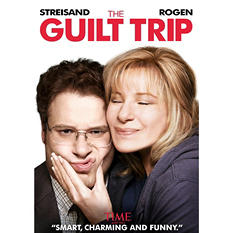 The Guilt Trip (DVD + VUDU Digital Copy) (Exclusive) (Widescreen)