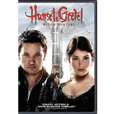 Hansel And Gretel: Witch Hunters (Exclusive) (DVD) (Widescreen)