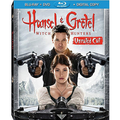 Hansel And Gretel: Witch Hunters (Unrated/Extended) (Blu-ray + DVD + Digital Copy) (Widescreen)