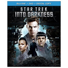 Star Trek: Into Darkness (Blu-ray + DVD + Digital Copy) (Widescreen)