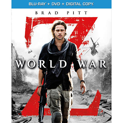 World War Z (Blu-ray + DVD + Digital Copy) (Widescreen)