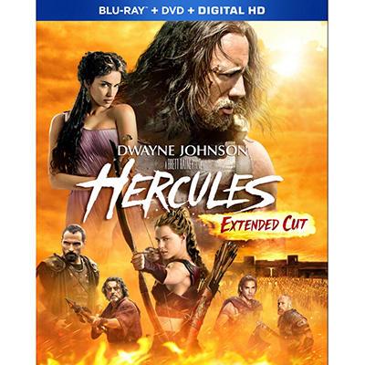 Hercules - Blu-Ray Combo Pack