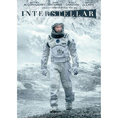 Interstellar [ DVD + VUDU Digital Copy]