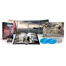 Interstellar [Blu-ray Collector's Edition + Art Book + IMAX Film Cel]