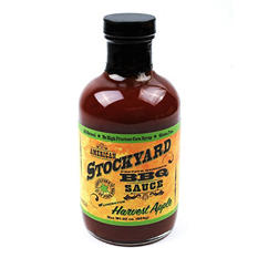 American Stockyard Harvest Apple BBQ Sauce (22 oz. bottle, 3 pk.)