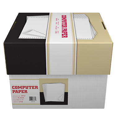 Domtar - Computer paper,  9 1/2