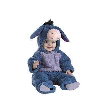 Eeyore Infant Costume - Size 12-18 Months
