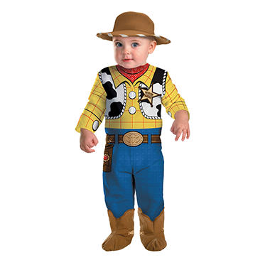 Woody Costume - Size 0-6 Months