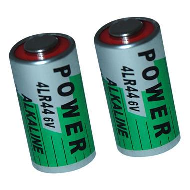High Tech Pet - Alkaline Battery 6 Volt - 2 pk.