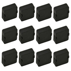 High Tech Pet Dog Collar Batteries for RC-8 Collar - 12 pk.