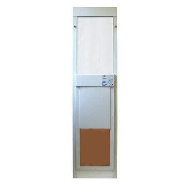 High Tech Pet - Power Pet® Large Electric Patio Door - Shorty