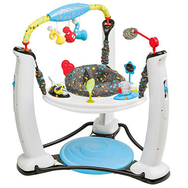 Evenflo Exersaucer Jump & Learn Activity Center - Jam Session