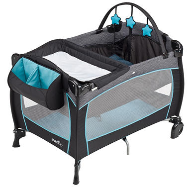 Evenflo Portable BabySuite 300 Playard - Koi