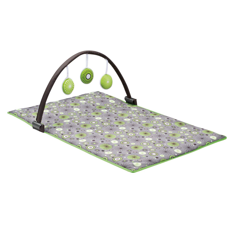 how to clean a playpen mat