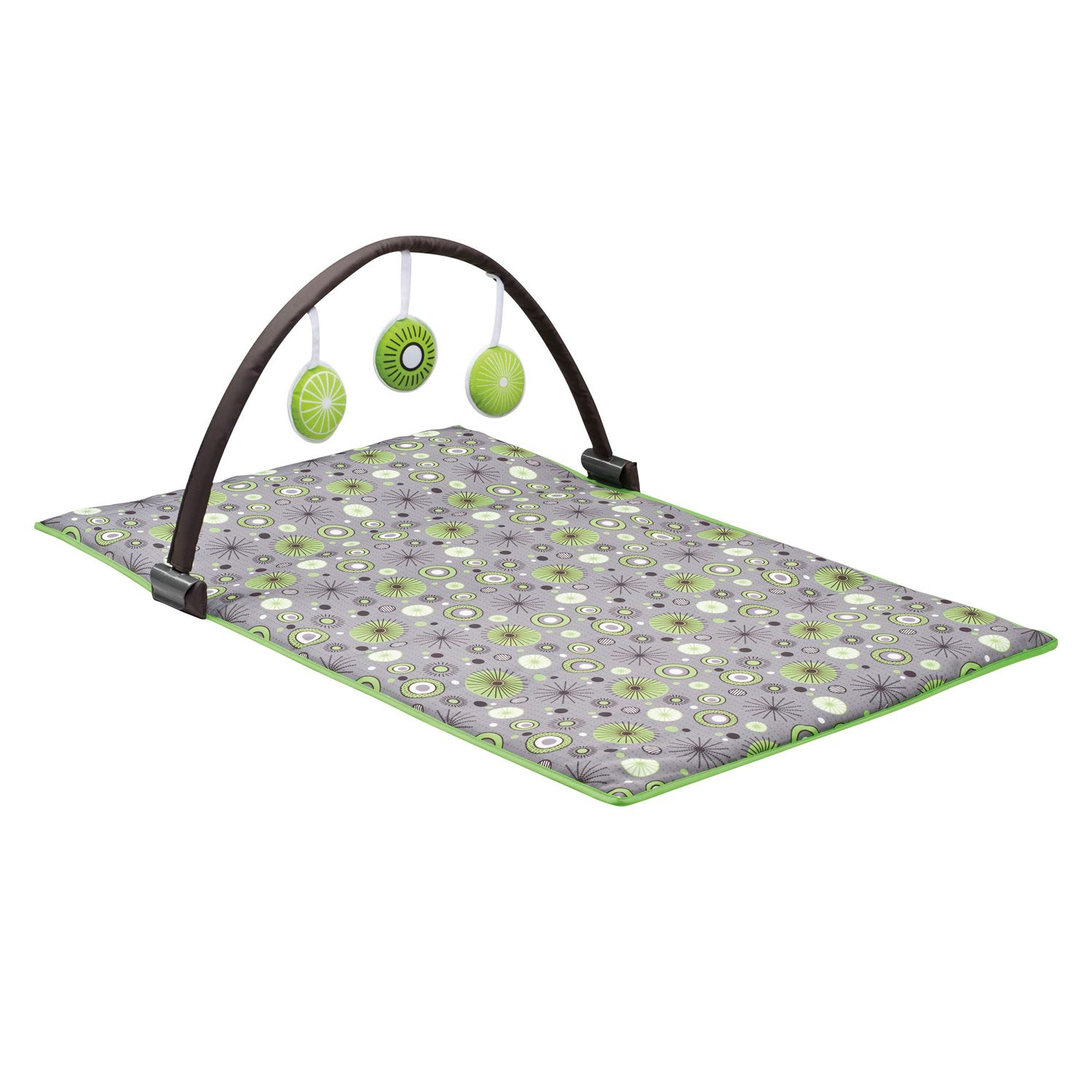how to clean a playpen mat