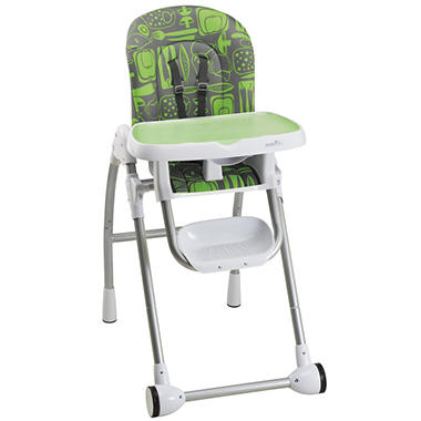 Evenflo Modern 200 Highchair - Apple Green
