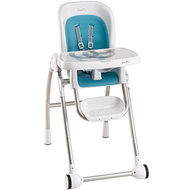 Evenflo Modern 300 Highchair - Trivet Blue