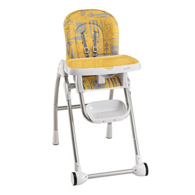 Evenflo Modern 200 Highchair Tangerine Sam 39 S Club