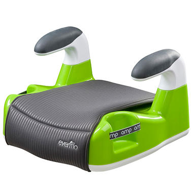 Evenflo AMP Performance No Back Booster - Green