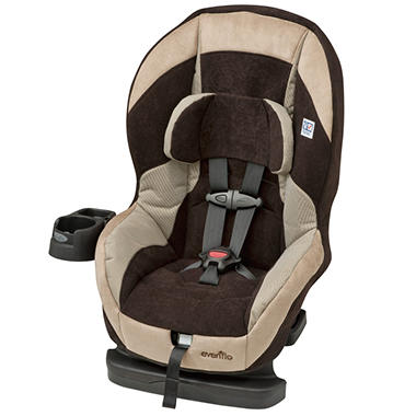 Evenflo Titan Elite Convertible Car Seat - Espresso