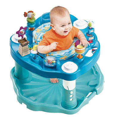 Evenflo Exersaucer, Mega Beach Baby