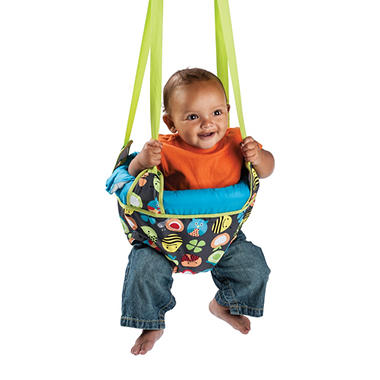 Evenflo Exersaucer Doorway Jumper, Bumbly