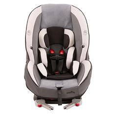 Evenflo Momentum DLX Convertible Car Seat, Bailey