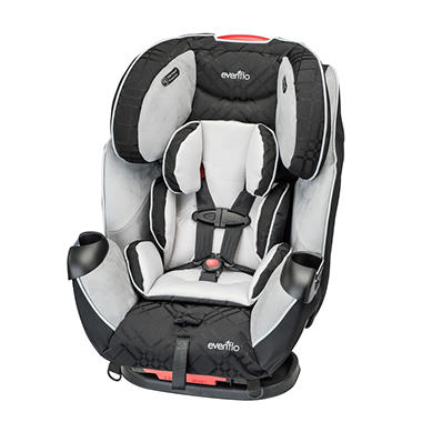Evenflo Symphony LX All-In-One Car Seat