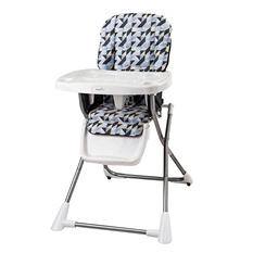 Evenflo Compact Fold High Chair, Raleigh