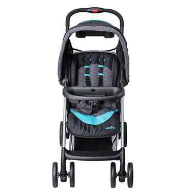 Evenflo Journey Lite Stroller, Koi