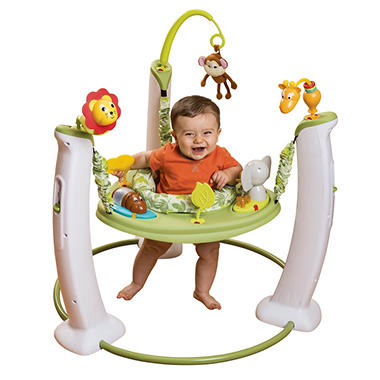 Evenflo Exersaucer Jump and Learn, Wildlife Adventure