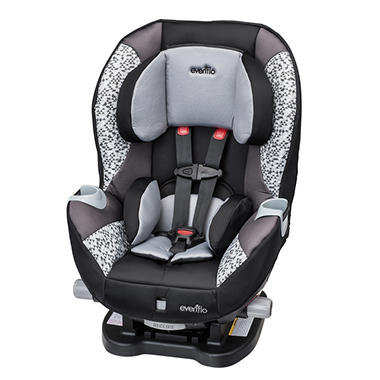 Evenflo Triumph LX Convertible Car Seat, Mosaic