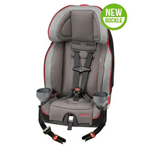 Evenflo SecureKid LX Harnessed Booster, Kohl