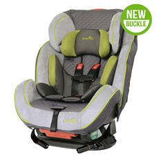 Evenflo Symphony LX All-In-One Car Seat, Oakley