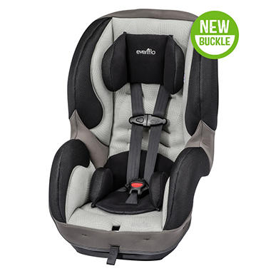 evenflo sureride dlx convertible car seat paxton sam 39 s club. Black Bedroom Furniture Sets. Home Design Ideas