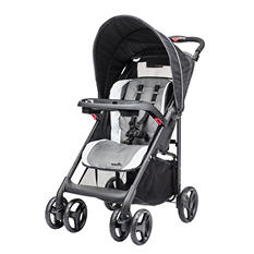 Evenflo JourneyLite Stroller, Pebble