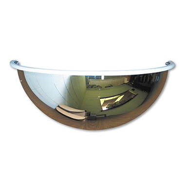 See All� Half-Dome Convex Mirror