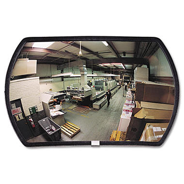 See All 160 Degree Convex Security Mirror -  24