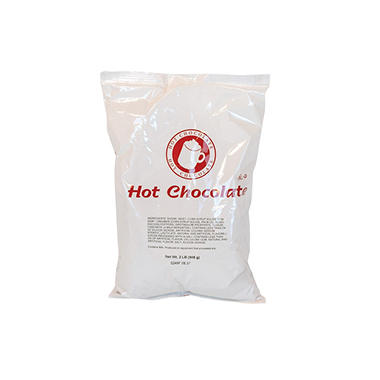 Powdered Hot Chocolate Mix - Six 2-lb. Bags