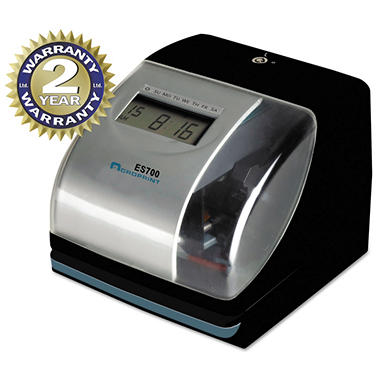 Acroprint Digital Time Recorder