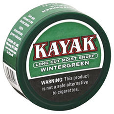 Kayak Long Cut Wintergreen - 5 ct.