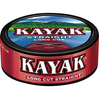Kayak Long Cut Straight - 10 ct.