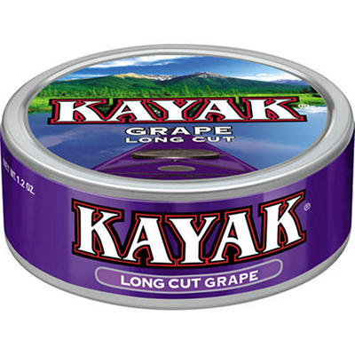 Kayak Long Cut Grape - 10 ct.