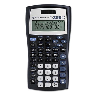 Texas InstrumentsTI-30X IIS Scientific Calculator, 10-Digit LCD