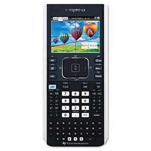 Texas Instruments - TI-Nspire CX Handheld Graphing Calculator with Full-Color Display
