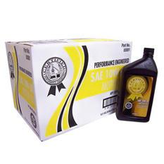 Certified 10W30 Motor Oil - 1 Quart Bottles - 12 pack