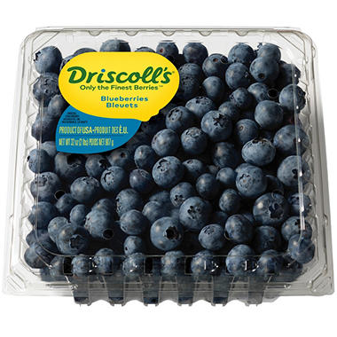 Blueberries - 2 lbs.