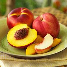 Yellow Nectarine - 4 lb. tray